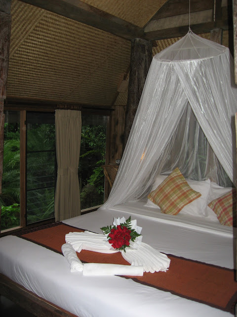 Special honeymoon surprise at Fern Paradise in Chiang Mai, Thailand