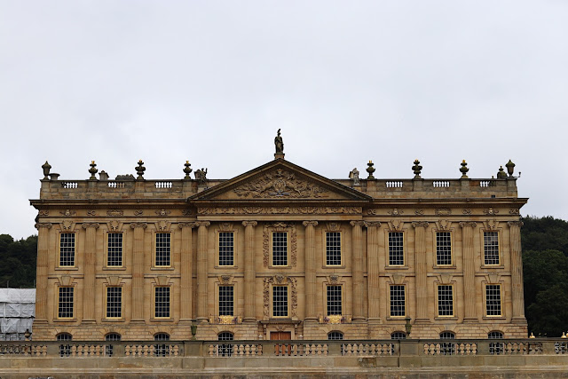 UK road trip planner: Chatsworth House was the filming location for Pemberley in Pride & Prejudice