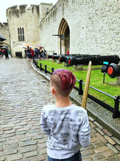 the tower of london is one of the best things to do in london with kids