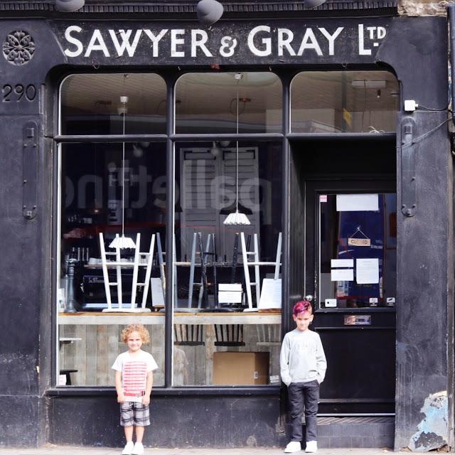 Sawyer & Gray in London
