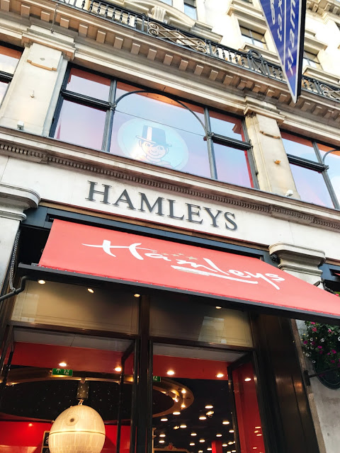 planning a uk road trip: visit the world's largest toy store, hamleys, in london