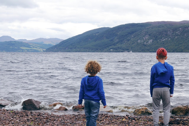 Scotland road trip itinerary: Hunting for Nessie at Loch Ness