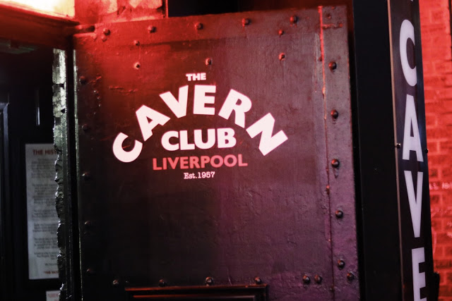 the cavern club, beatles history in liverpool