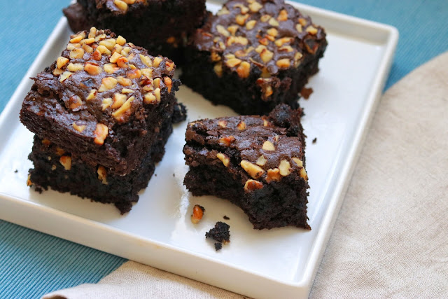 delicious foolproof Classic Brownies recipe