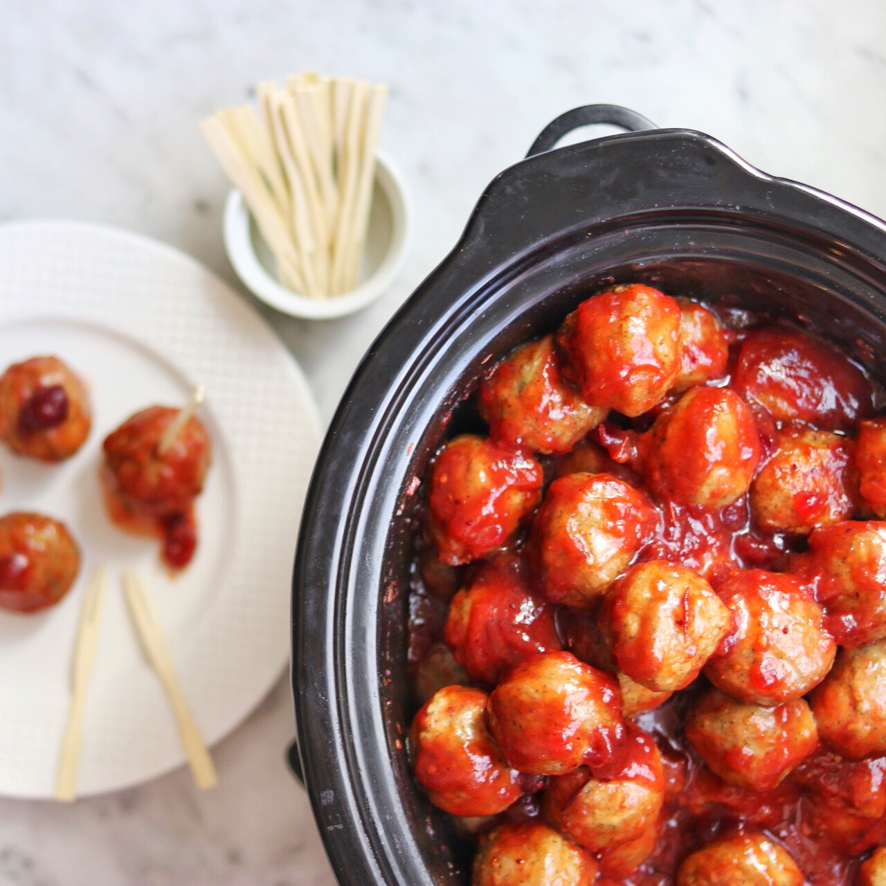 sweet chili meatballs recipe