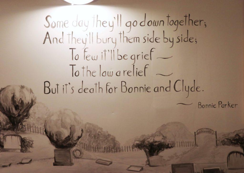 Bonnie & Clyde Ambush Museum in Louisiana
