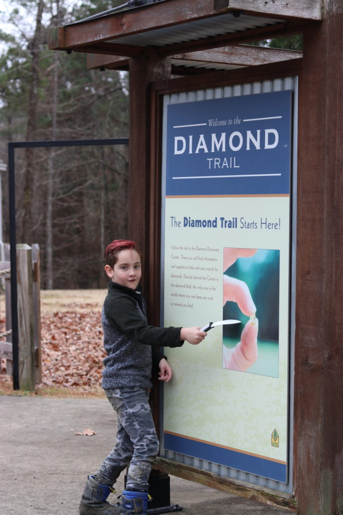 washington dc road trip itinerary: crater of diamonds state park in arkansas
