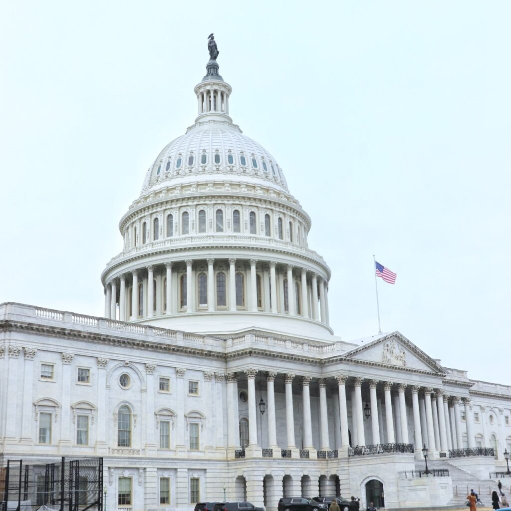 road trip from texas to washington dc: the united states capitol