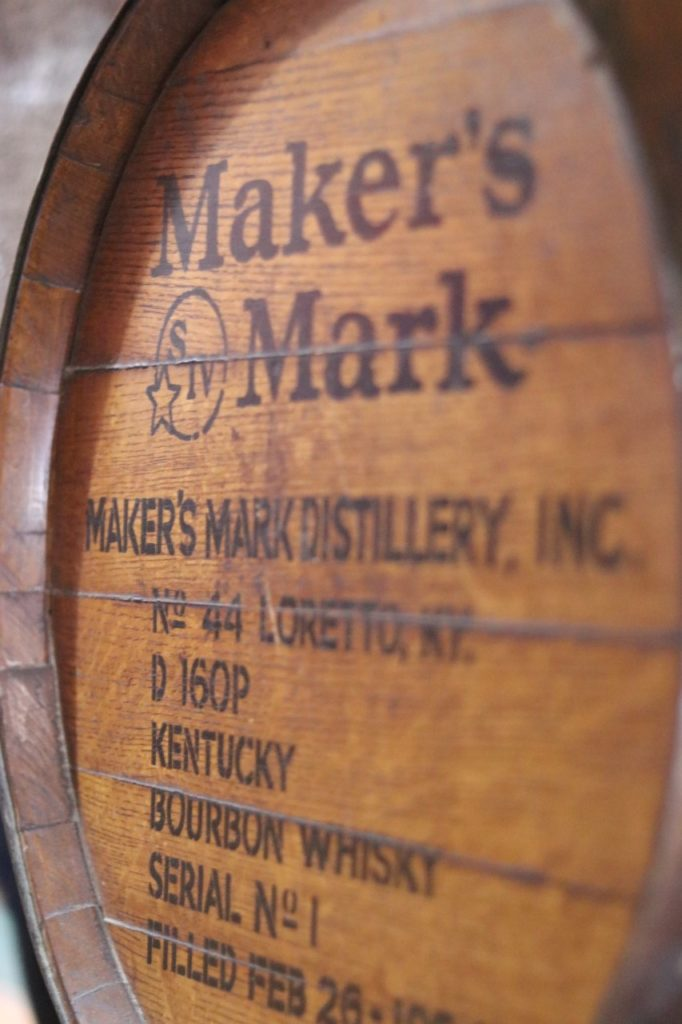 Road trip from Texas to Washington DC itinerary: Maker's Mark Distillery in Kentucky