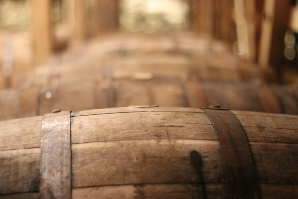 road trip to dc: Maker's Mark Distillery