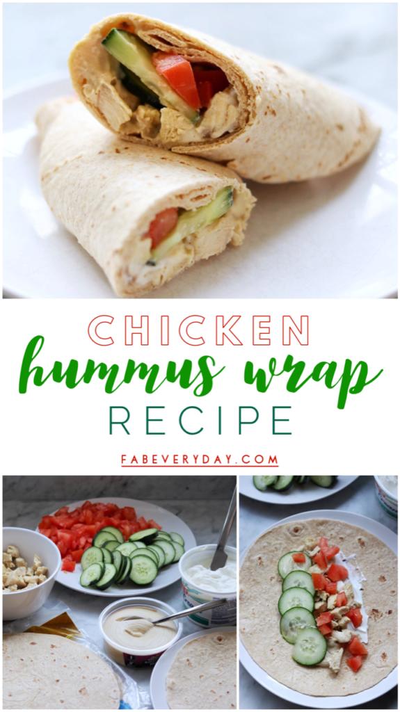 En Hummus Wraps