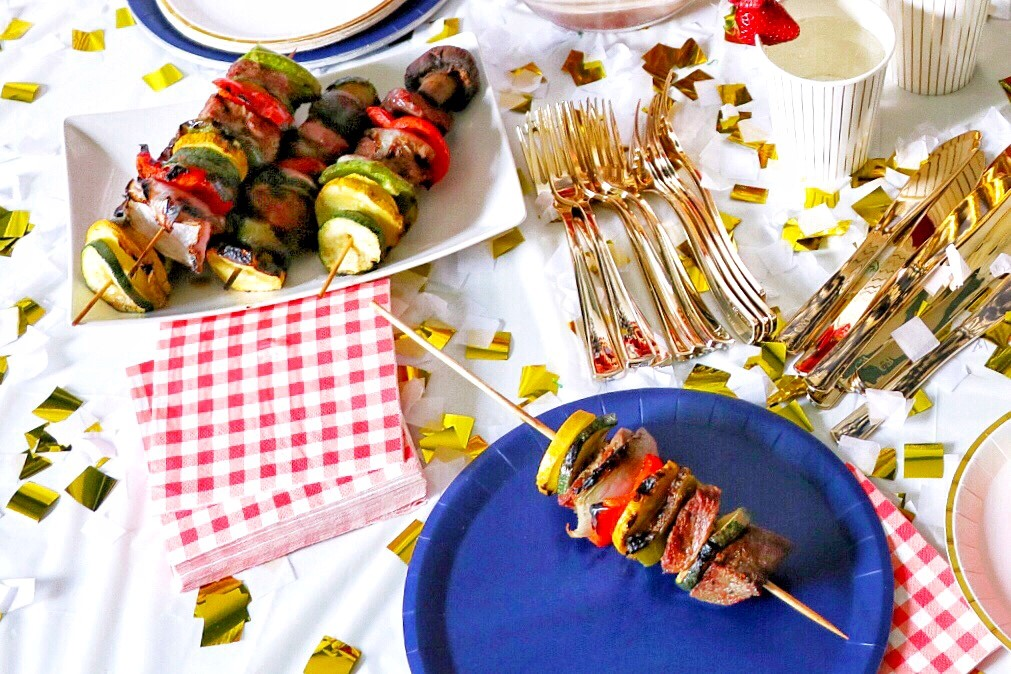 Easy 4th of july party food ideas