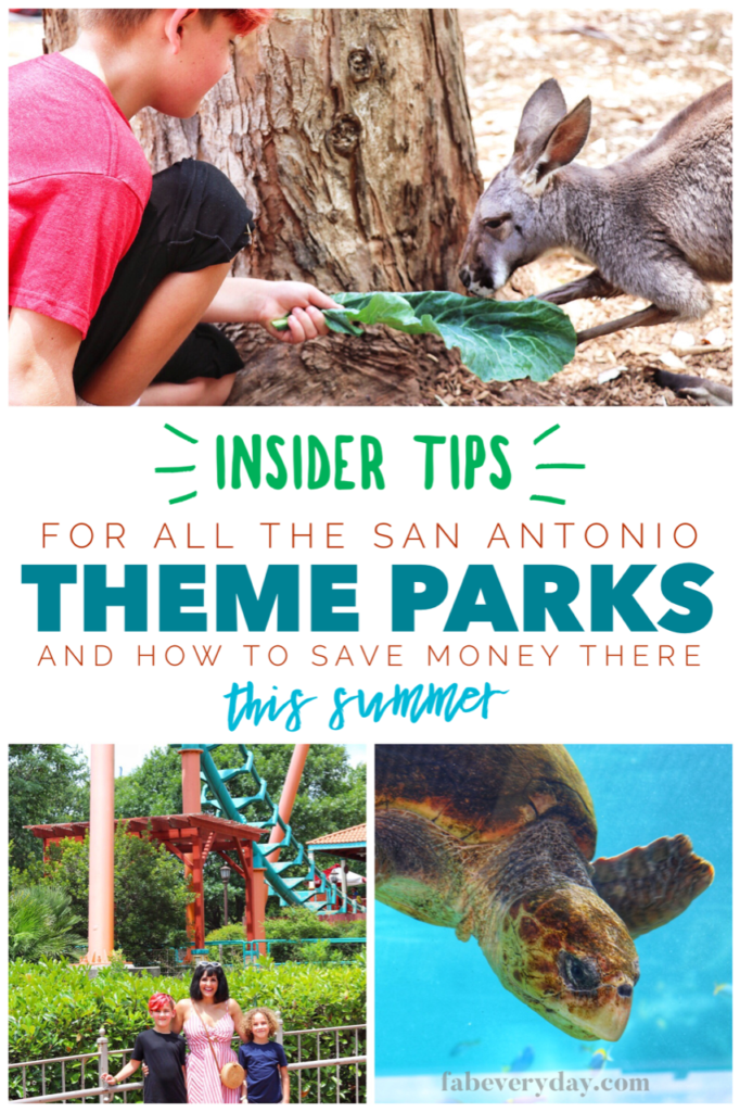 Insider Tips for all the San Antonio Theme Parks
