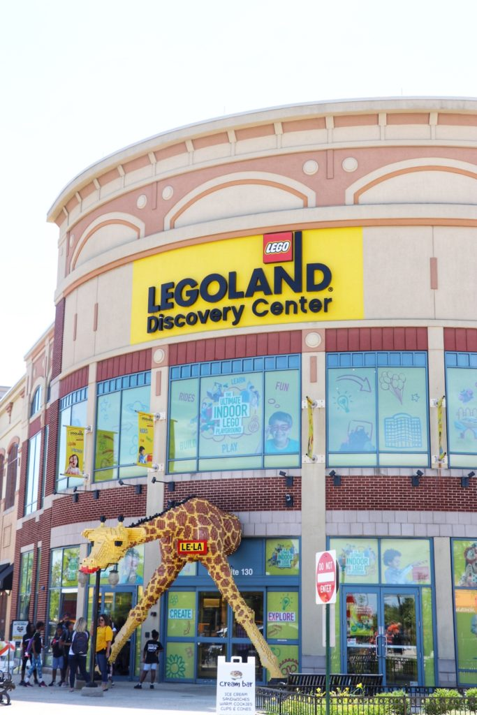 what to do in chicago with kids: legoland discovery center in schaumburg, il