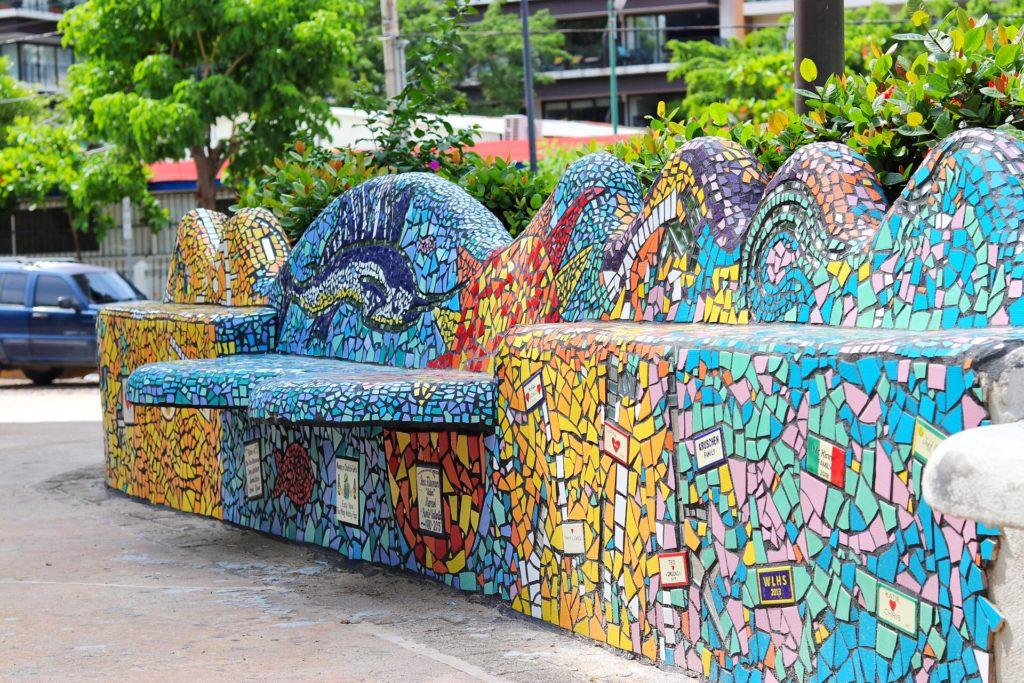 Puerto Vallarta girls getaway ideas: El Parque de los Azulejos