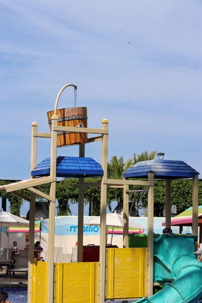 kids club at Marriott Puerto Vallarta Resort & Spa