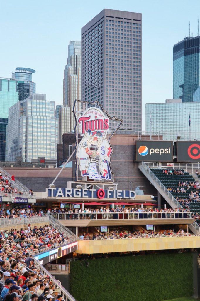 Minnesota Twins Target Field