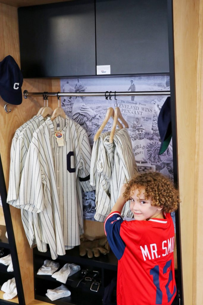 kid's clubhouse at the cleveland indians stadium
