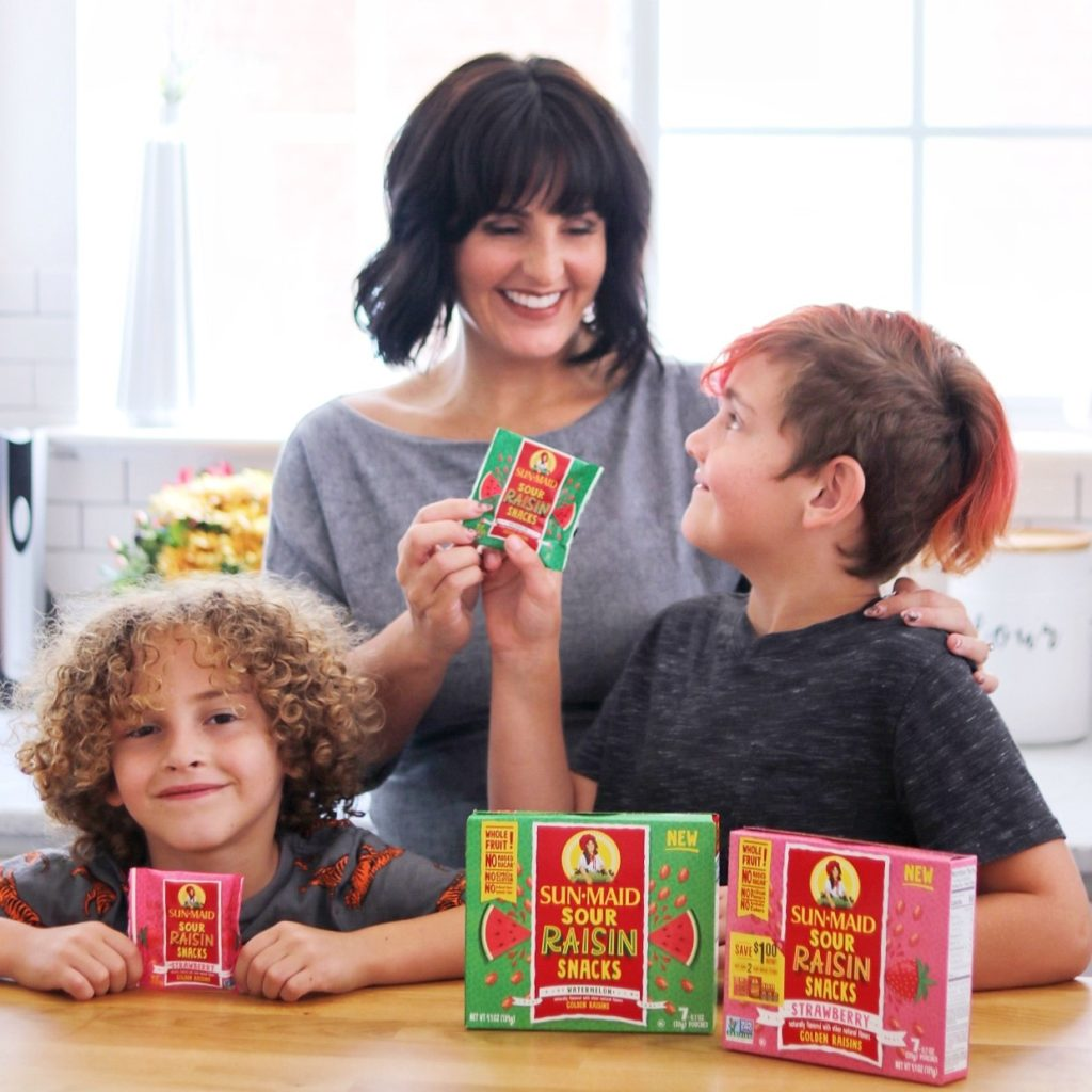Sun-Maid® Sour Raisin Snacks