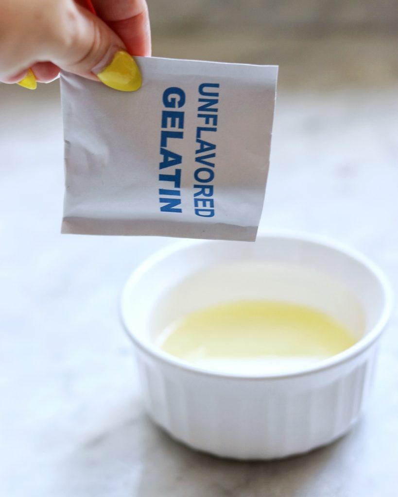 How to make lemon panna cotta