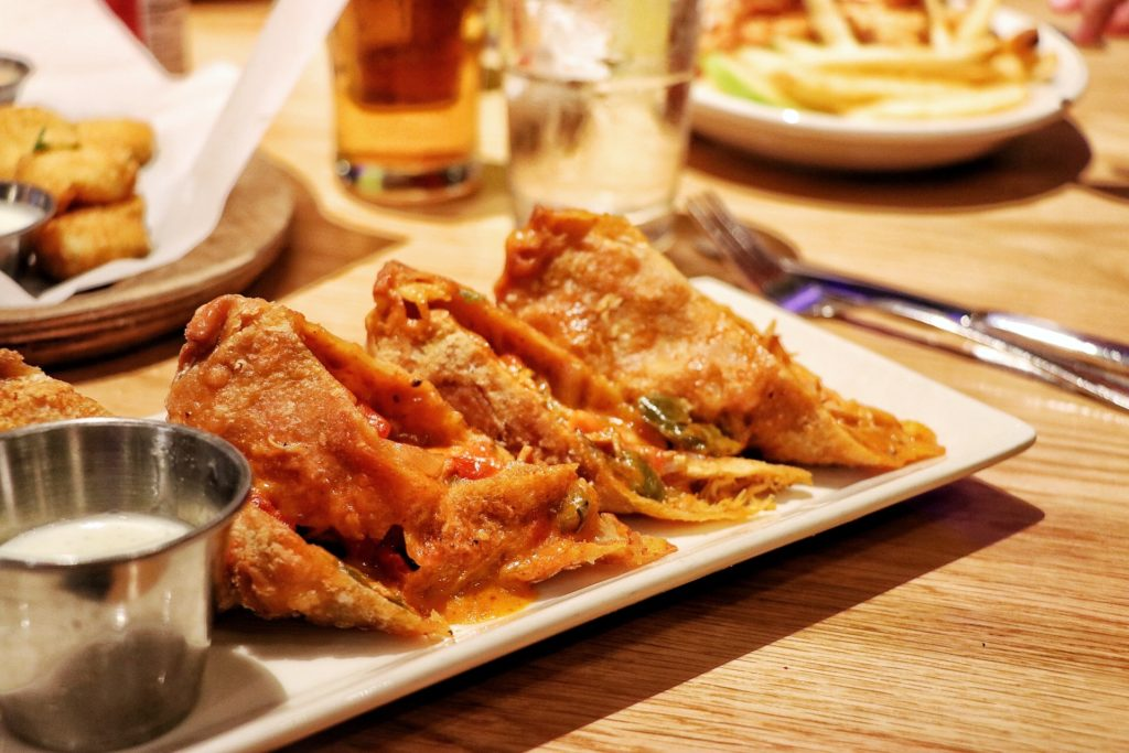 Where to eat in Downtown Cincinnati: Rock Bottom Restaurant & Brewery