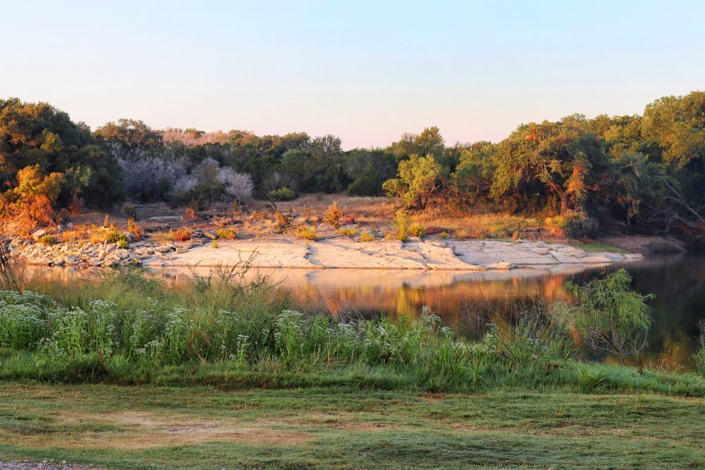 Camping in Marble Falls, TX - Shaffer Bend Recreation Area