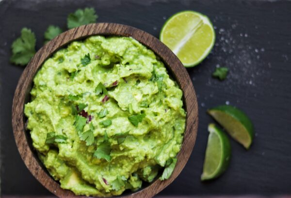 Coach Nik's Guacamole - the best easy guacamole recipe