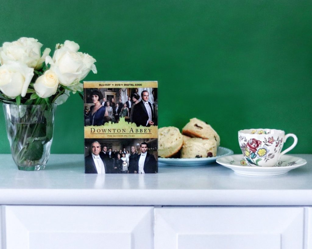 how to throw a downton abbey themed tea party to celebrate the release of the movie on dvd