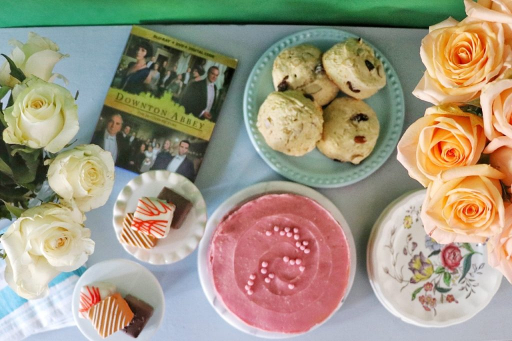 desserts for a downton abbey party