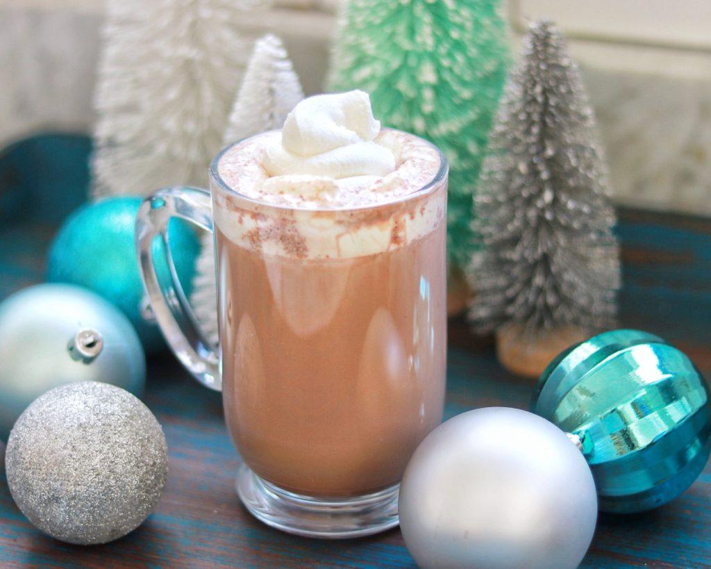 keto-friendly hot chocolate