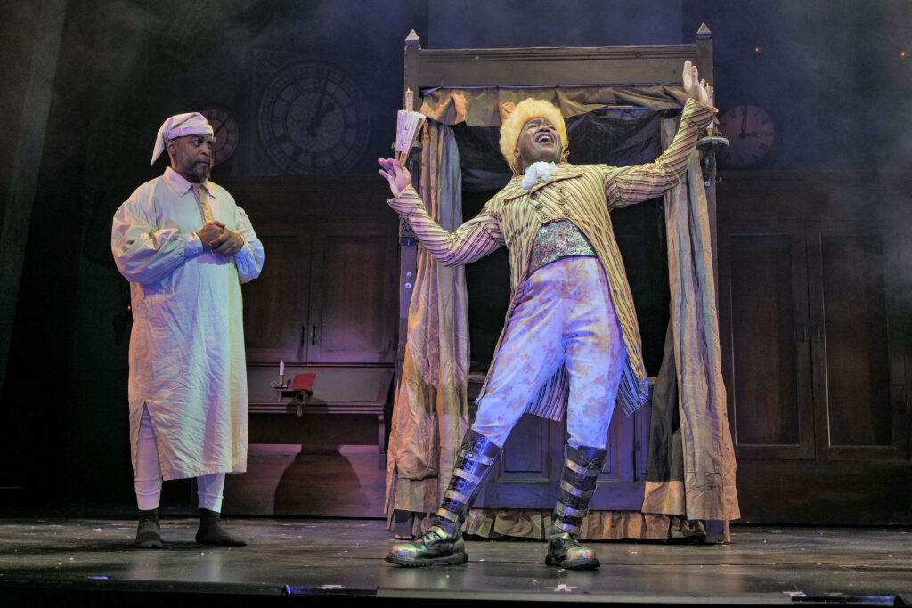 A Christmas Carol 2019 at Austin's ZACH Theatre