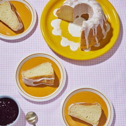 Instant Pot Lemon Bundt Cake recipe