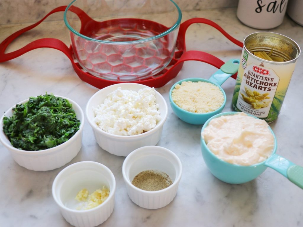 How to make Instant Pot Feta, Spinach, and Artichoke Dip