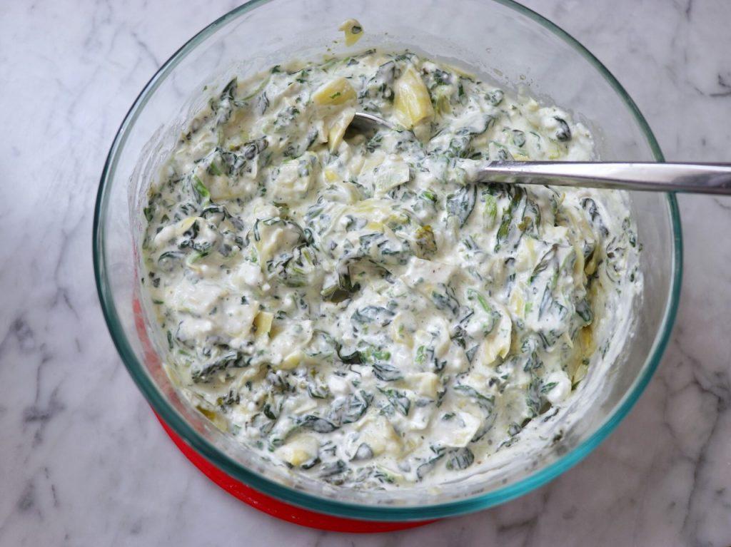 Instant Pot Keto Spinach and Artichoke Dip recipe