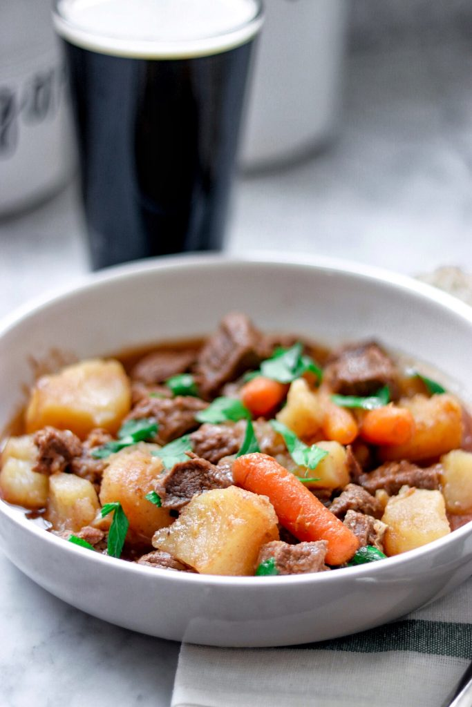 Instant Pot Irish stew